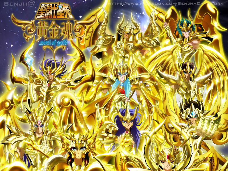 SOUL OF GOLD MUGEN PROJECT 46A