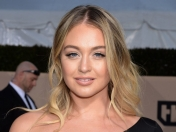 Iskra Lawrence 2018 sag-Awards en L.A