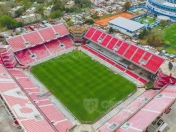 Estadio de Independiente desde arriba