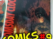 Doomsday Clock #3 y Action Comics Superman The Oz Effect