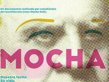 """Mocha"" pelicula trans argentina published in TV, películas y series"
