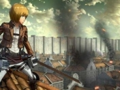 Attack on Titan: Trailer!! Titanes por todos lados!!
