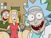 Mirate esta Serie: Rick and Morty