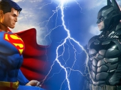 ¿Superman o Batman?