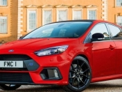 Ford Focus RS Red Edition 2018