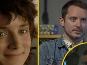 "Antes y después de los actores de ""Lord of the Rings"""